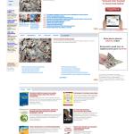 Сайт информационно-аналитического интернет-издания KAPITAL.BY