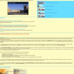 Сайт туристического агентства «Тысяча туров»
