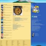 Сайт туристической фирмы «Сакуб»